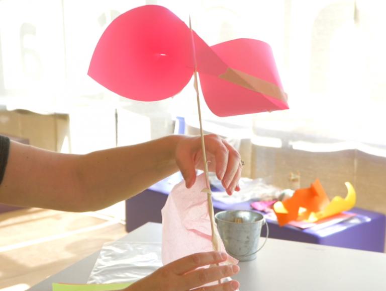 RIMOSA Kinetic Sculptures Distance Learning Program